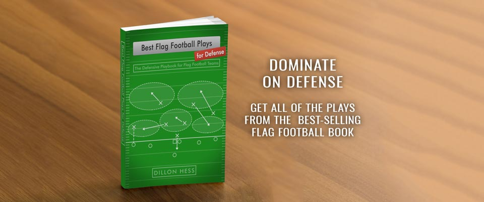 Book - Best Flag Football Plays for Defense