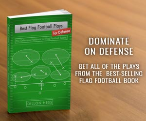 Best Flag Football Plays for Defense - Playbook