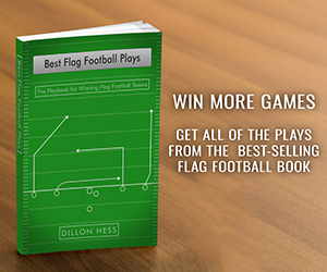 Best Flag Football Plays - Playbook